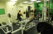 Gym at Lindum Sports Assiociation